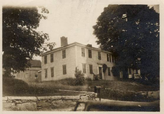 Prior Thayer home in Natick