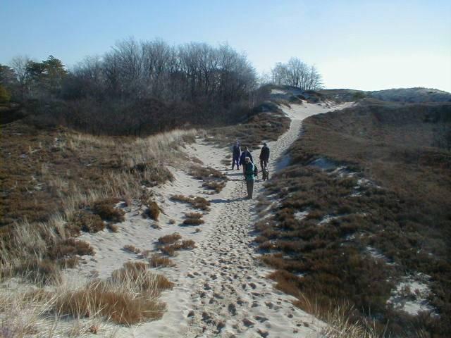 Crane Beach Fun With And Jill 2001 2004